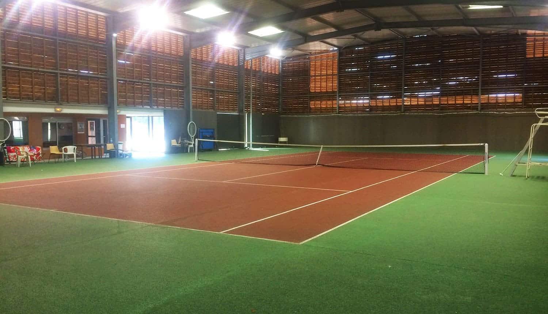 Court Couvert - Tennis Club de Pierre Bénite