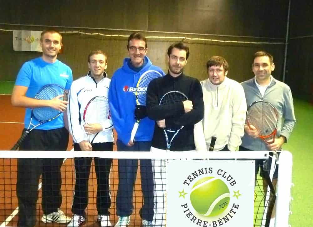 Membres du bureau 2013 - Tennis Club de Pierre Bénite