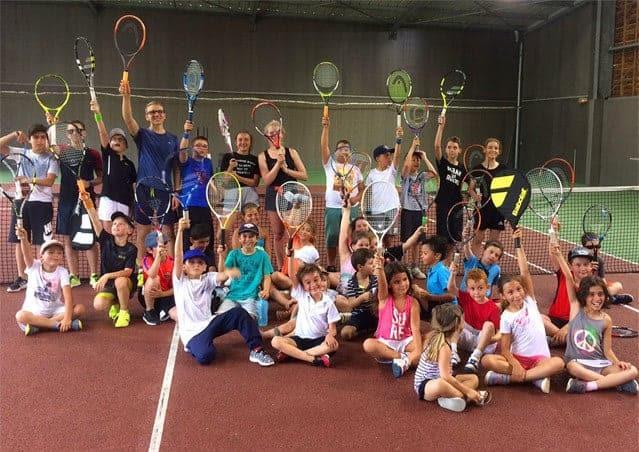 Ecole de tennis Club de Pierre Bénite